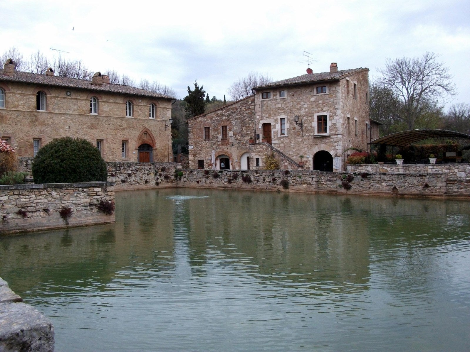 Photos of bagno vignoni thermal baths images - B b bagno vignoni ...