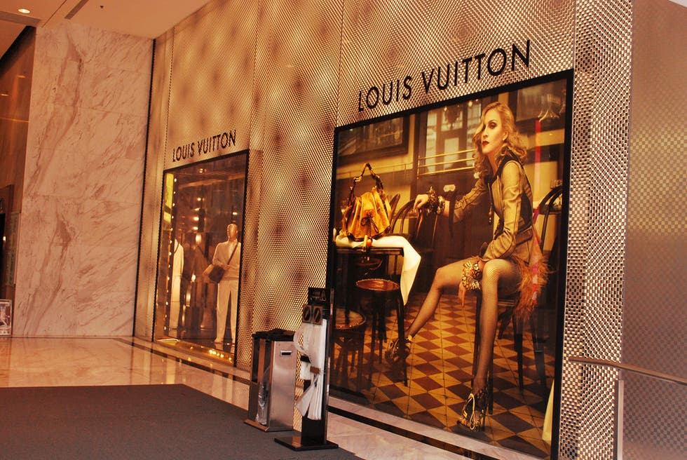 Turismo en Louis Vuitton - 5 Canton Road