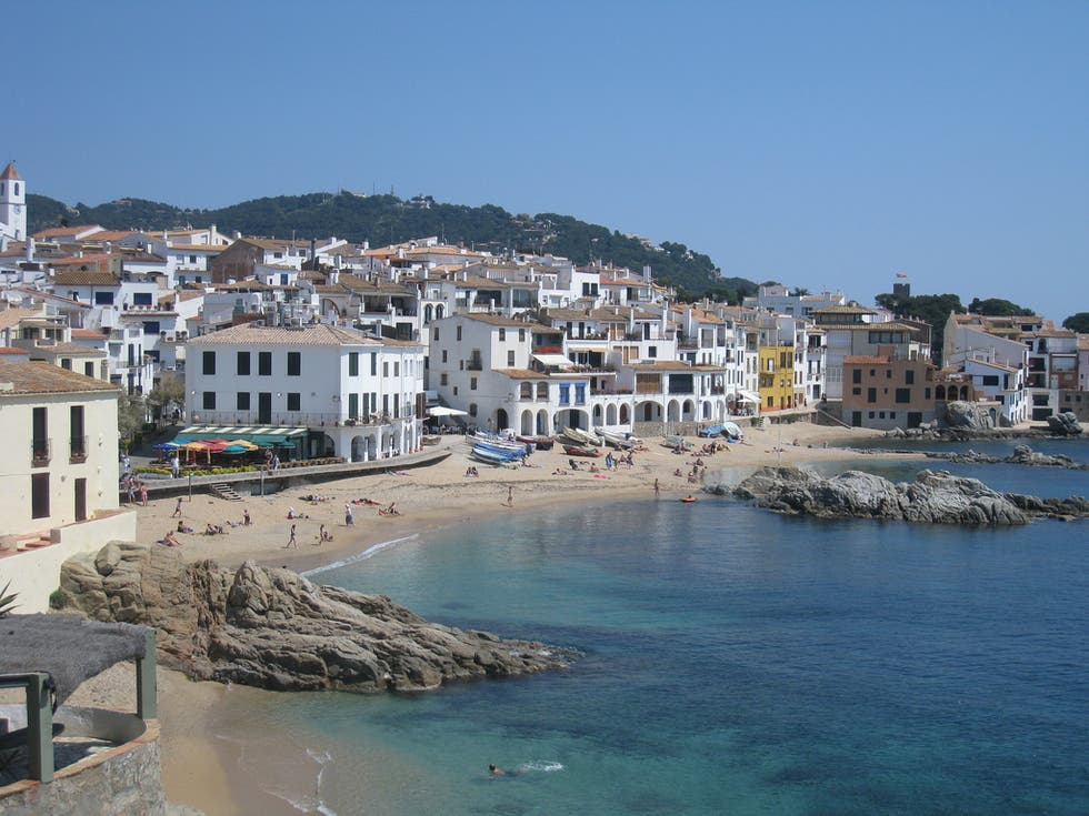 Photos de c te apartamentos finques port calella - Calella de palafrugell office tourisme ...