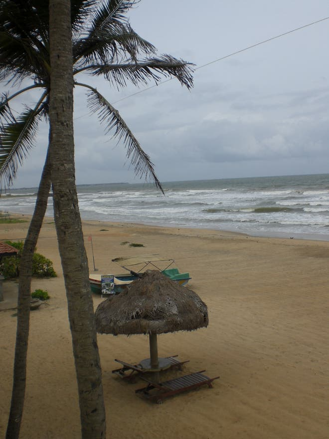 Vacation in Colombo