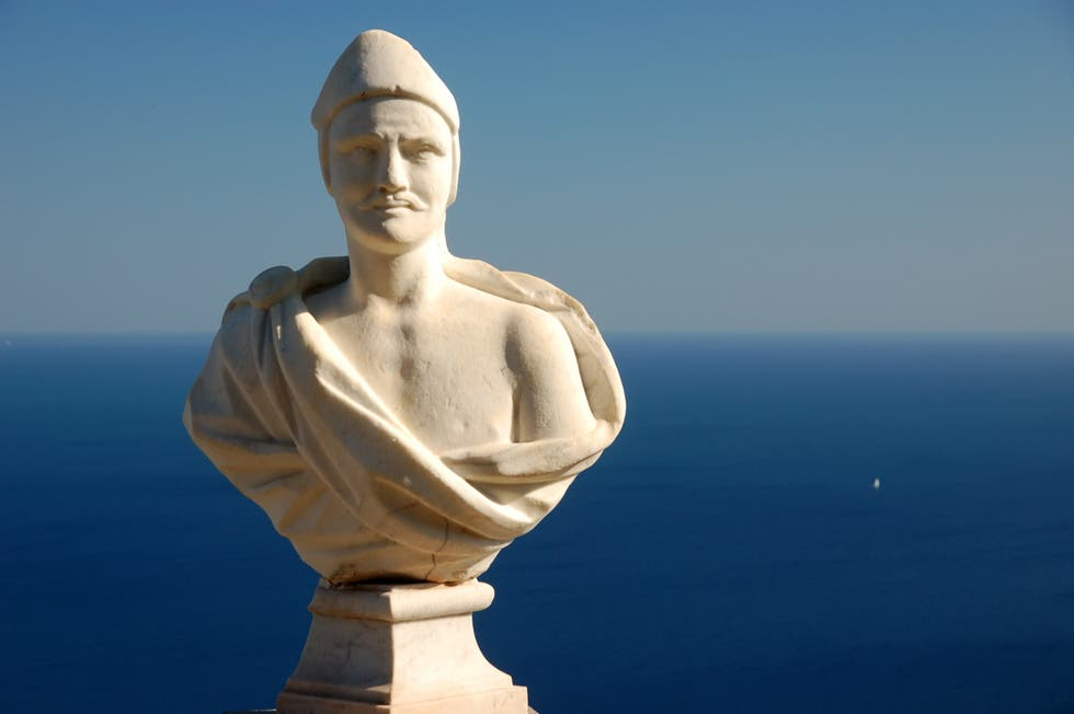 Human Positions in Ravello