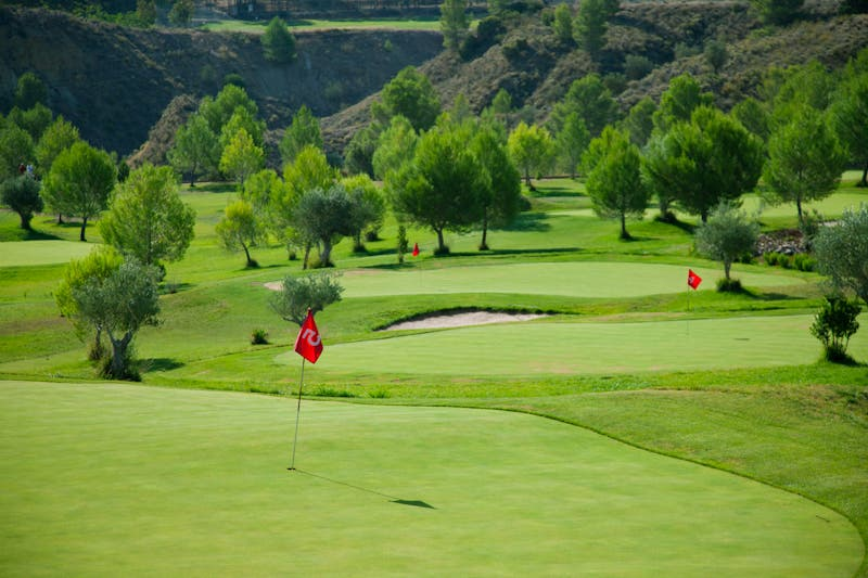 Pitch And Putt en Cofrentes Golf