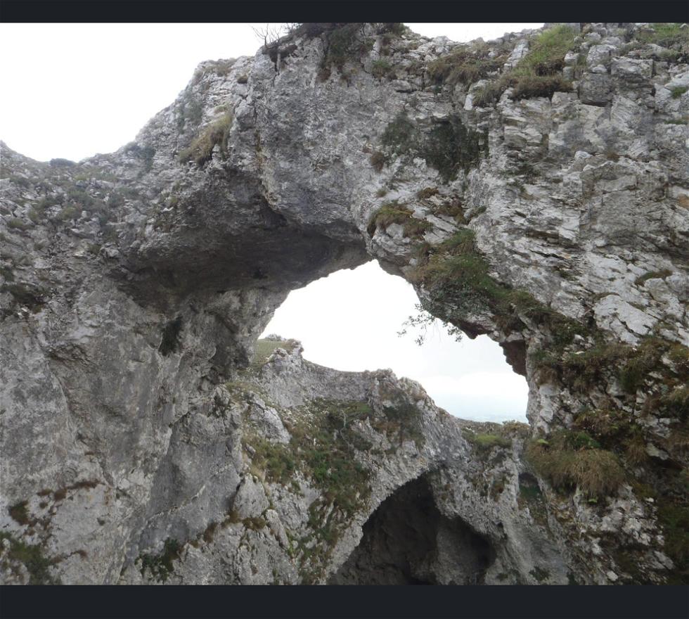 outcrop in Ergoiena
