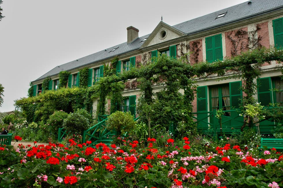 Architecture à Giverny
