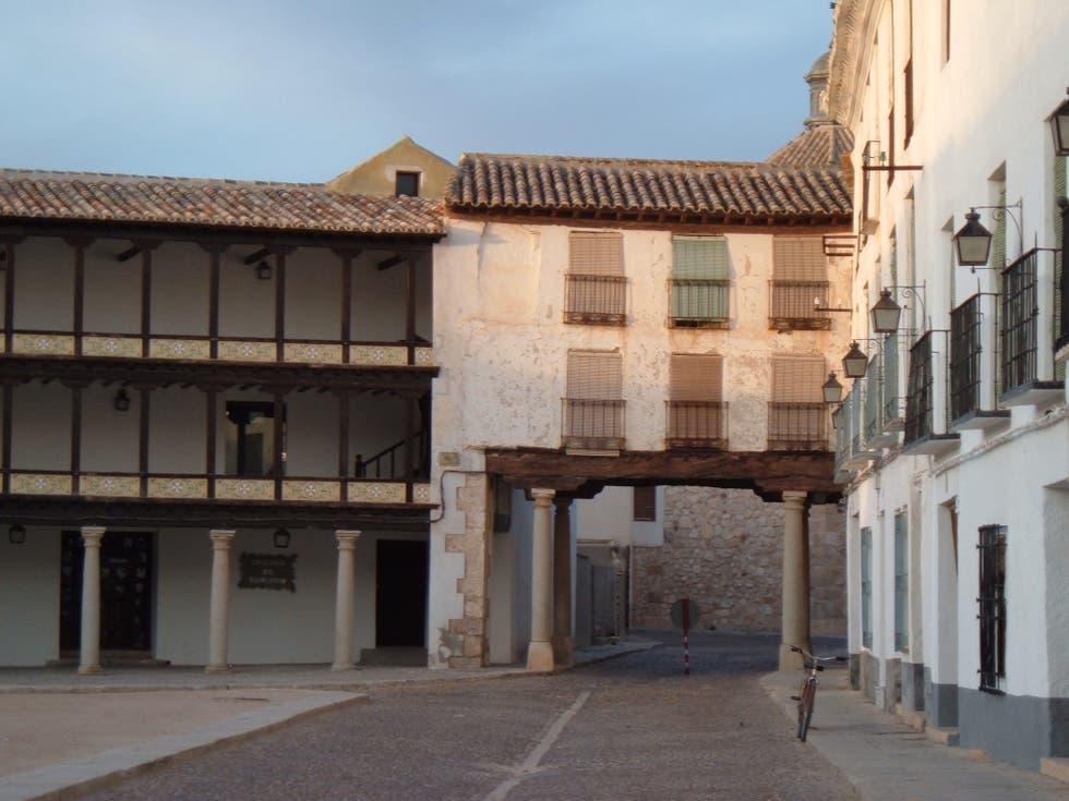 House in Tembleque