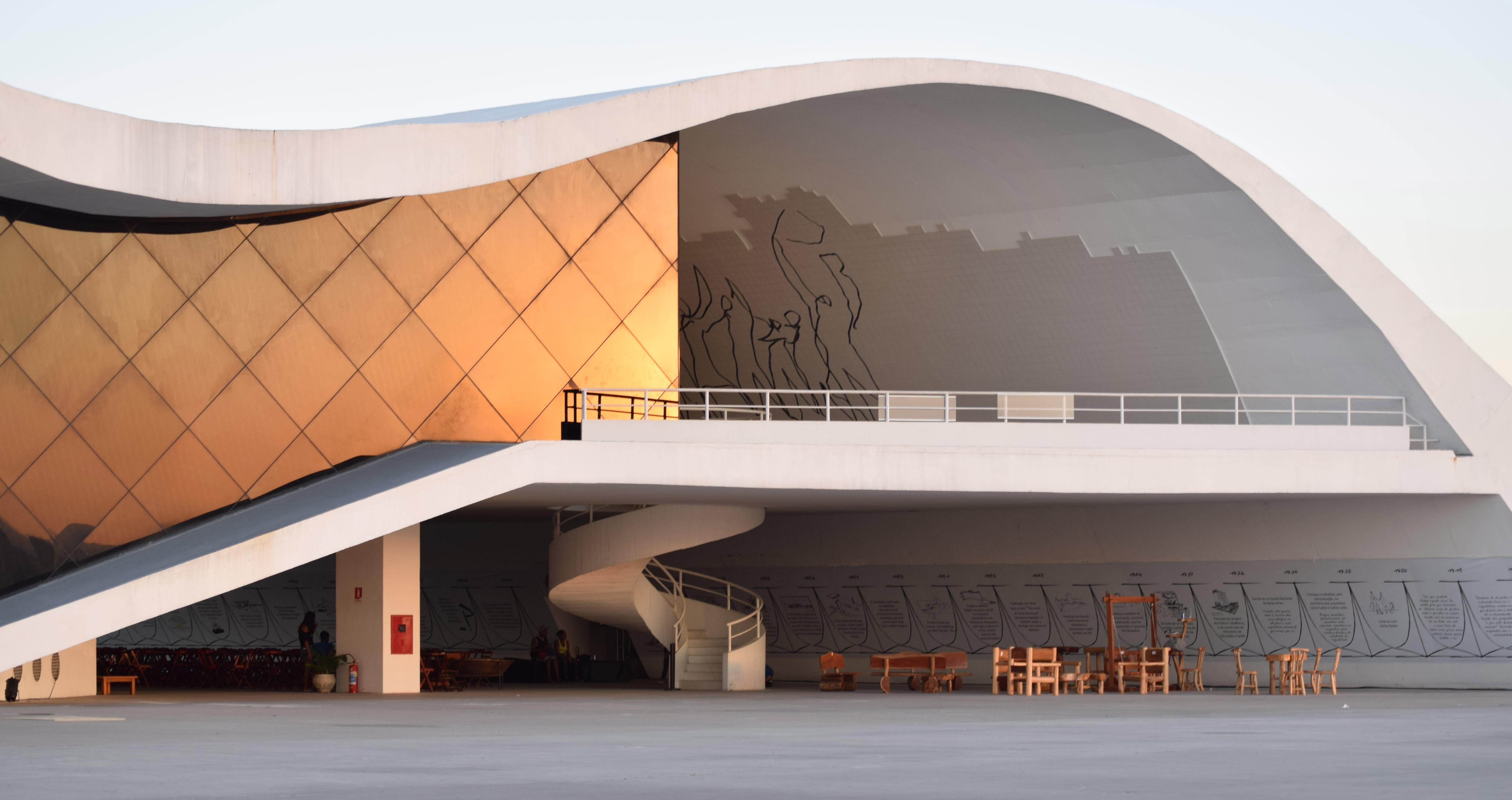 dac8cd4b369057 Photos of Teatro Popular Oscar Niemeyer - Images