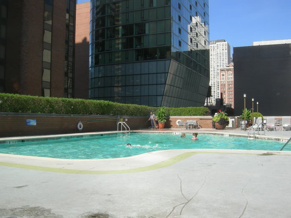 Mar en Hotel DoubleTree by Hilton Chicago Magnificent Mile