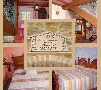 Fotos de sala en apartamento tur stico ruralrut el tiemblo 7517586 - Apartamento turistico madrid ...