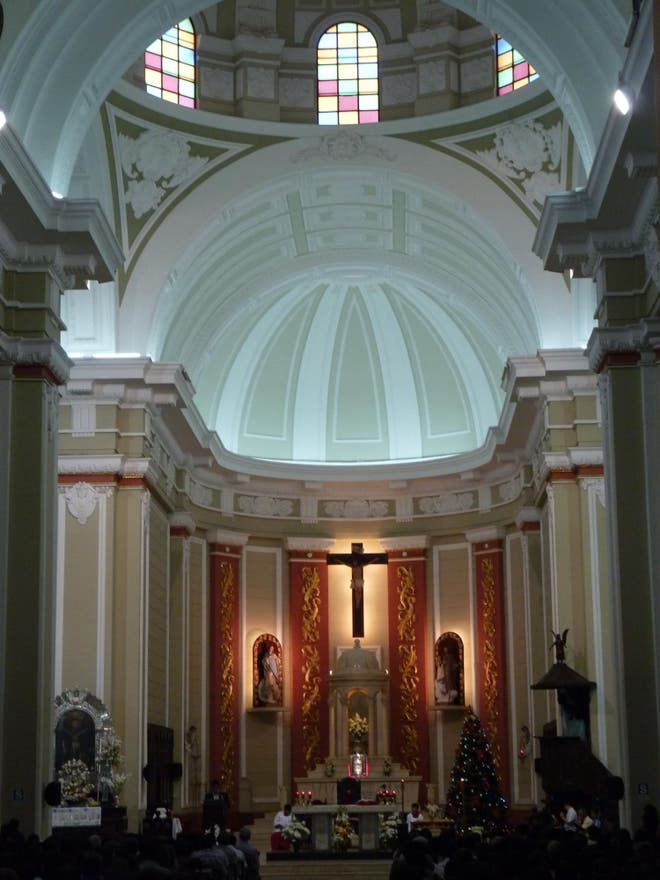 Catedral en Catedral Chiclayo