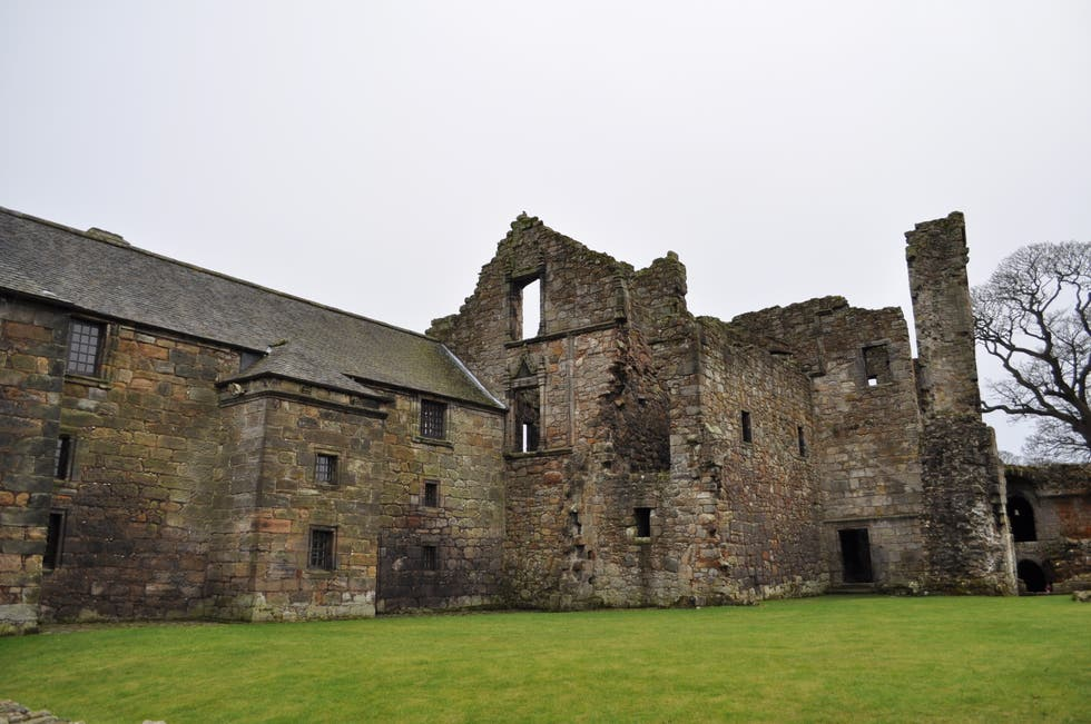 Abbey in Aberdour