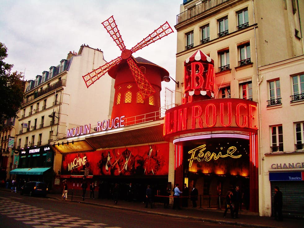 Festival en Moulin Rouge