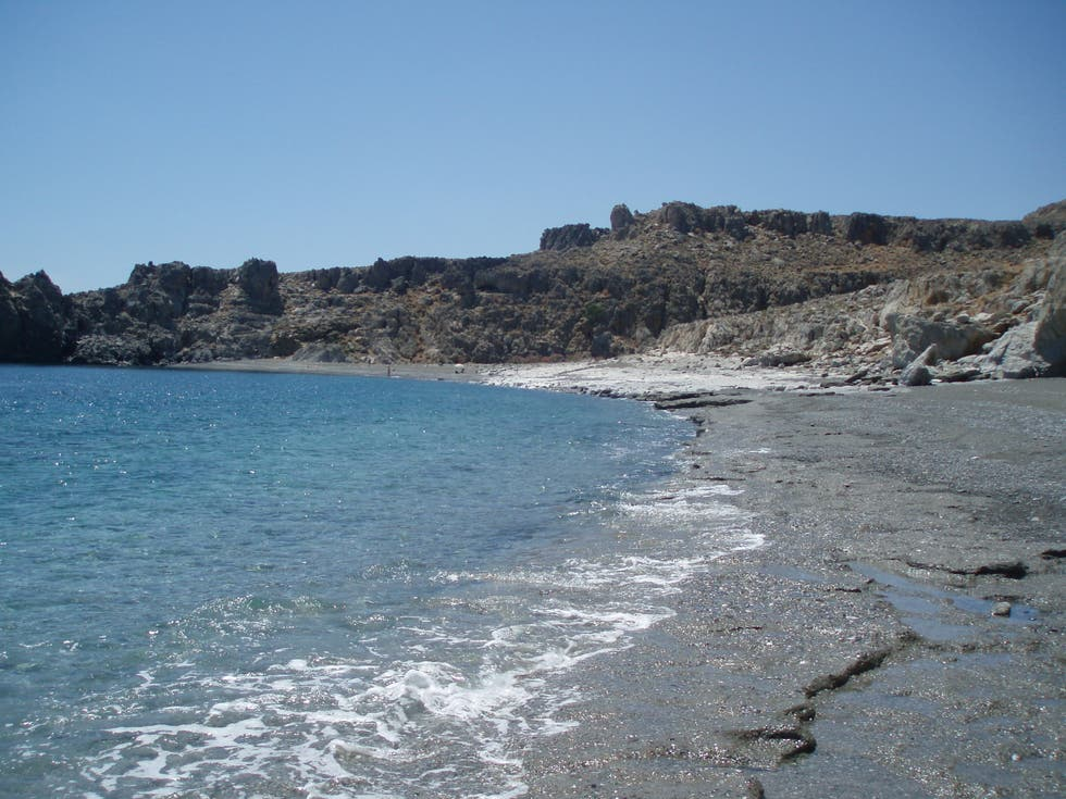 Azul en Heraklion