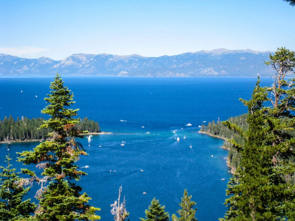 Vacation in South Lake Tahoe