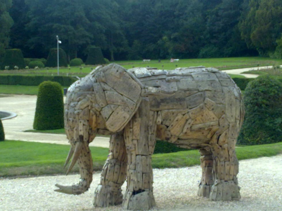 Sculpture in Tervuren
