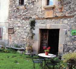 Aldea en Casa Rural Valdicimbrio
