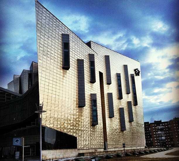 Pared en Palacio de Ferias y Congresos de Málaga
