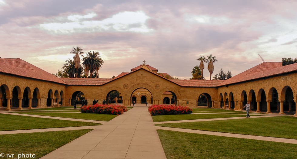 Building in Stanford