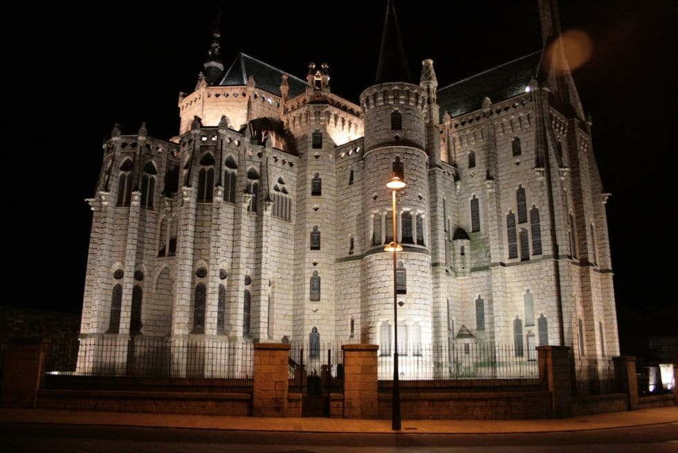 Night in Astorga