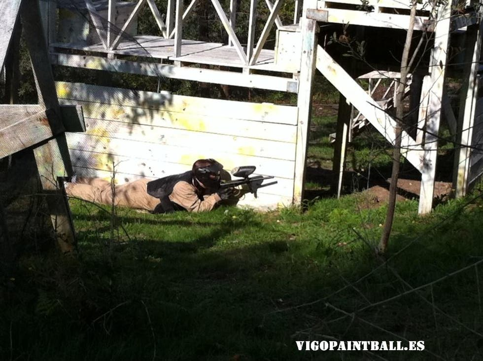 Canal en VigoPaintball