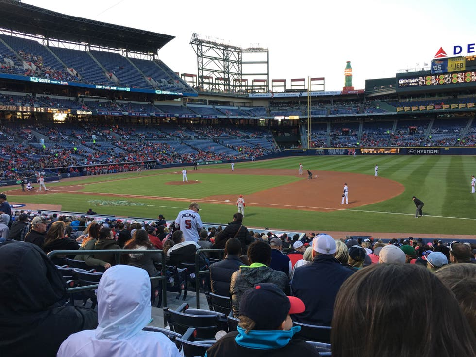 Estadio en Turner Field