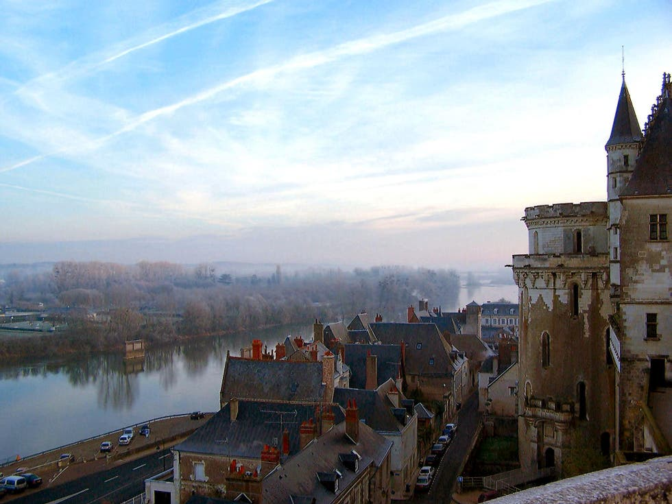 City in Amboise