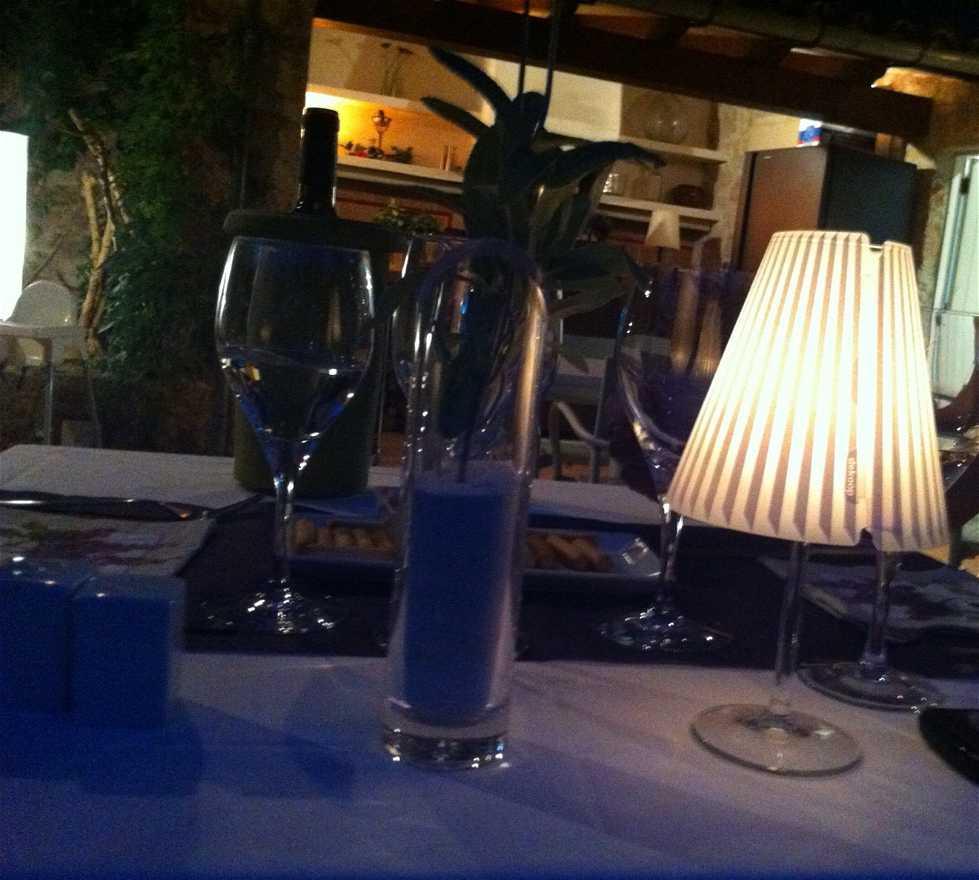 Restaurant in Fornalutx