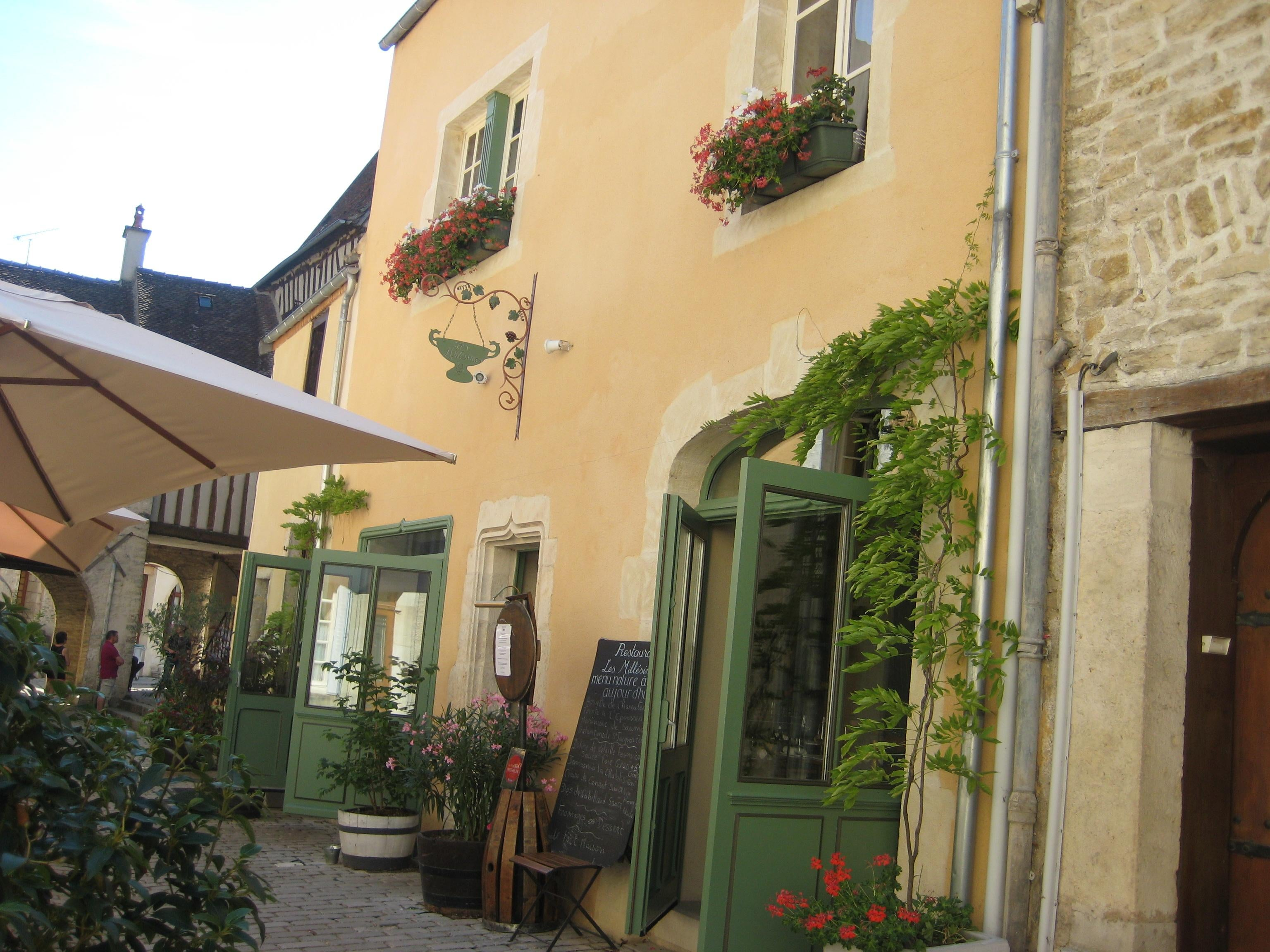 Town in Noyers
