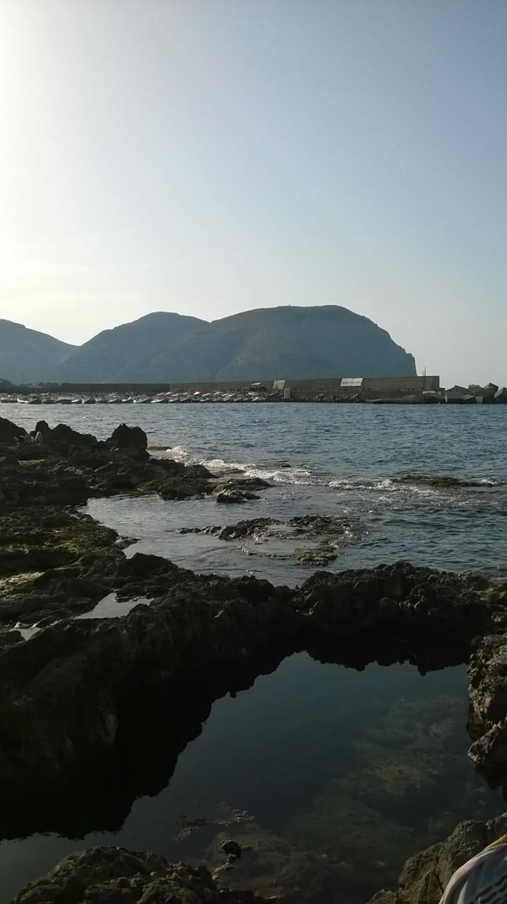Shore in Palermo