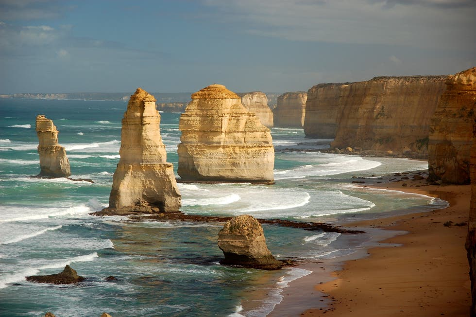 Costa en Port Campbell
