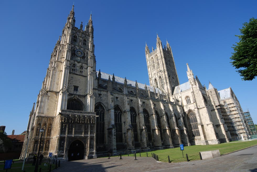 Architecture in Canterbury