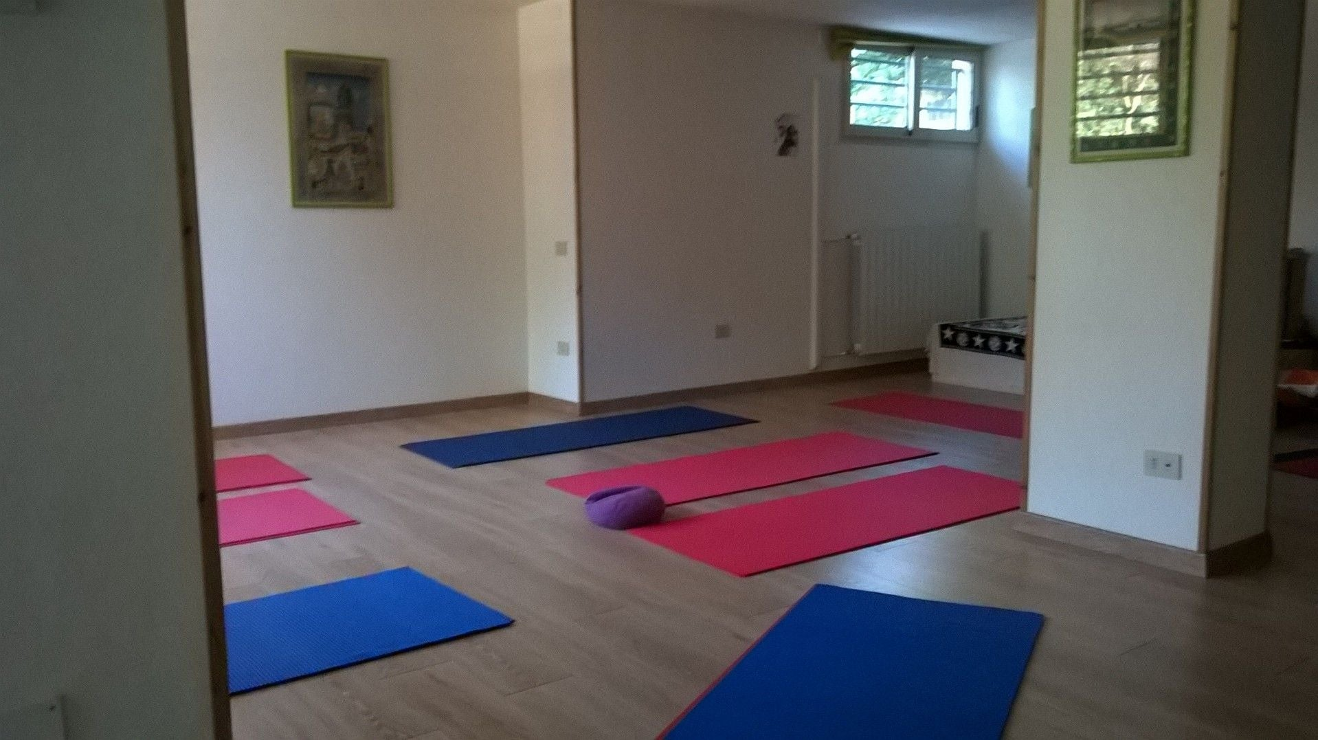Room in Centro Yoga il Geco