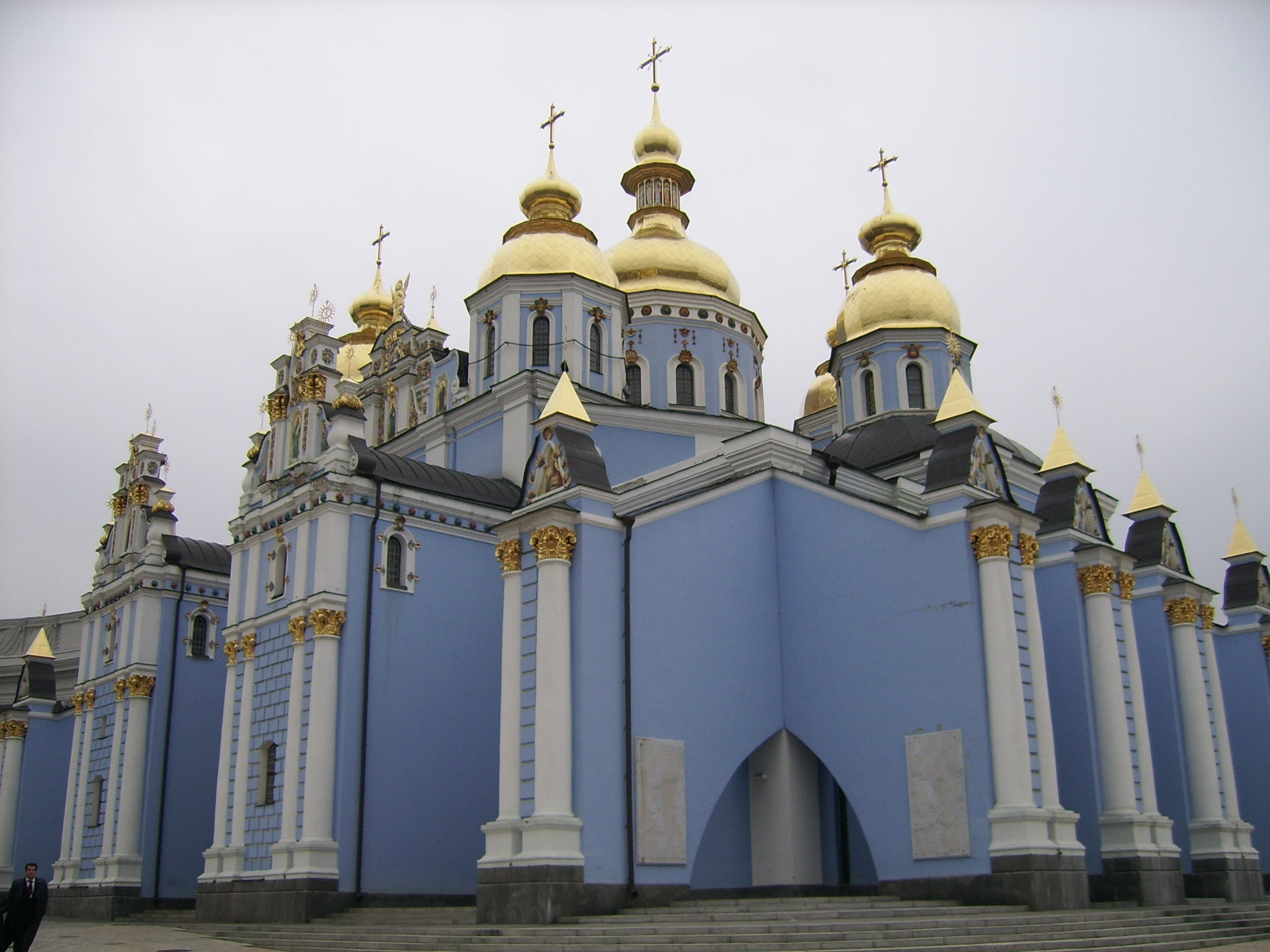 Temple in Ukraine