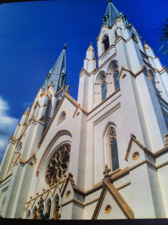 Cathedral in Savannah