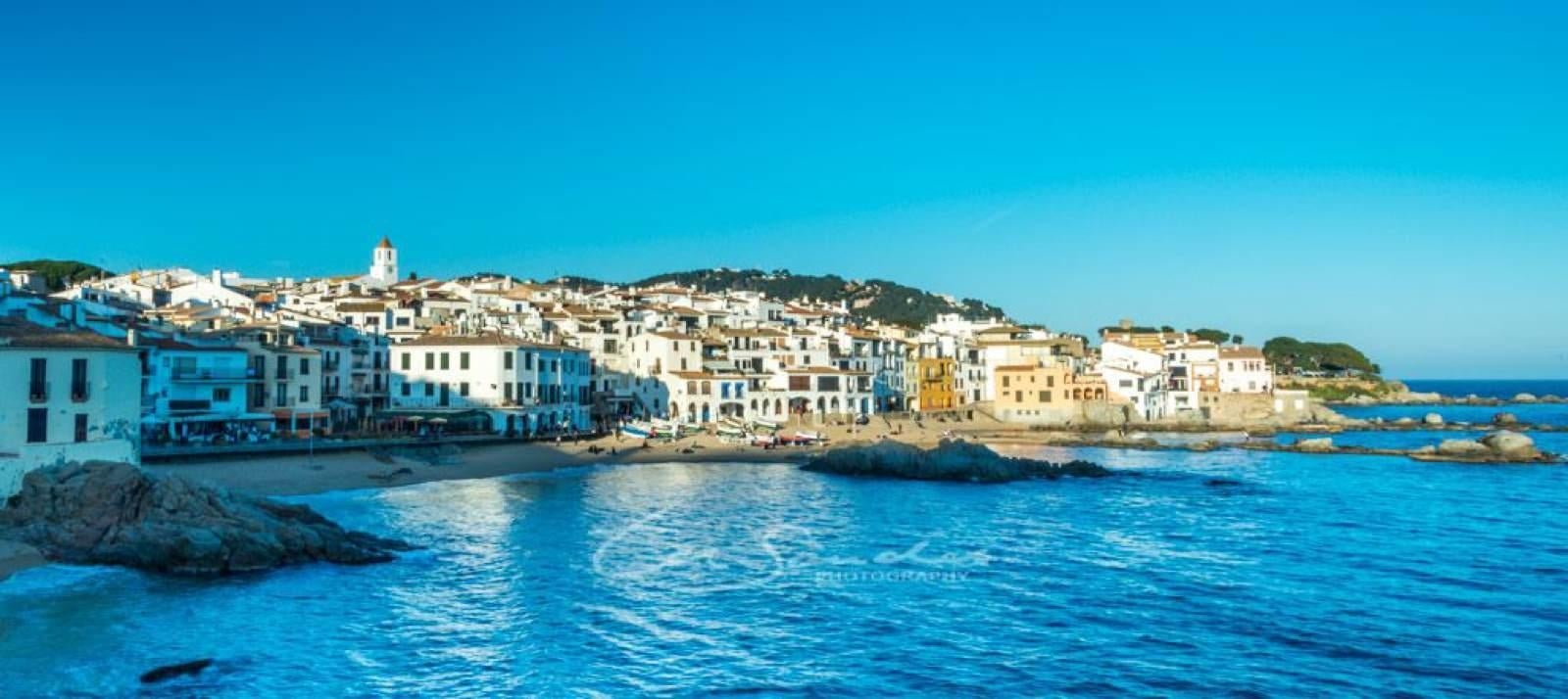 Town in Palafrugell