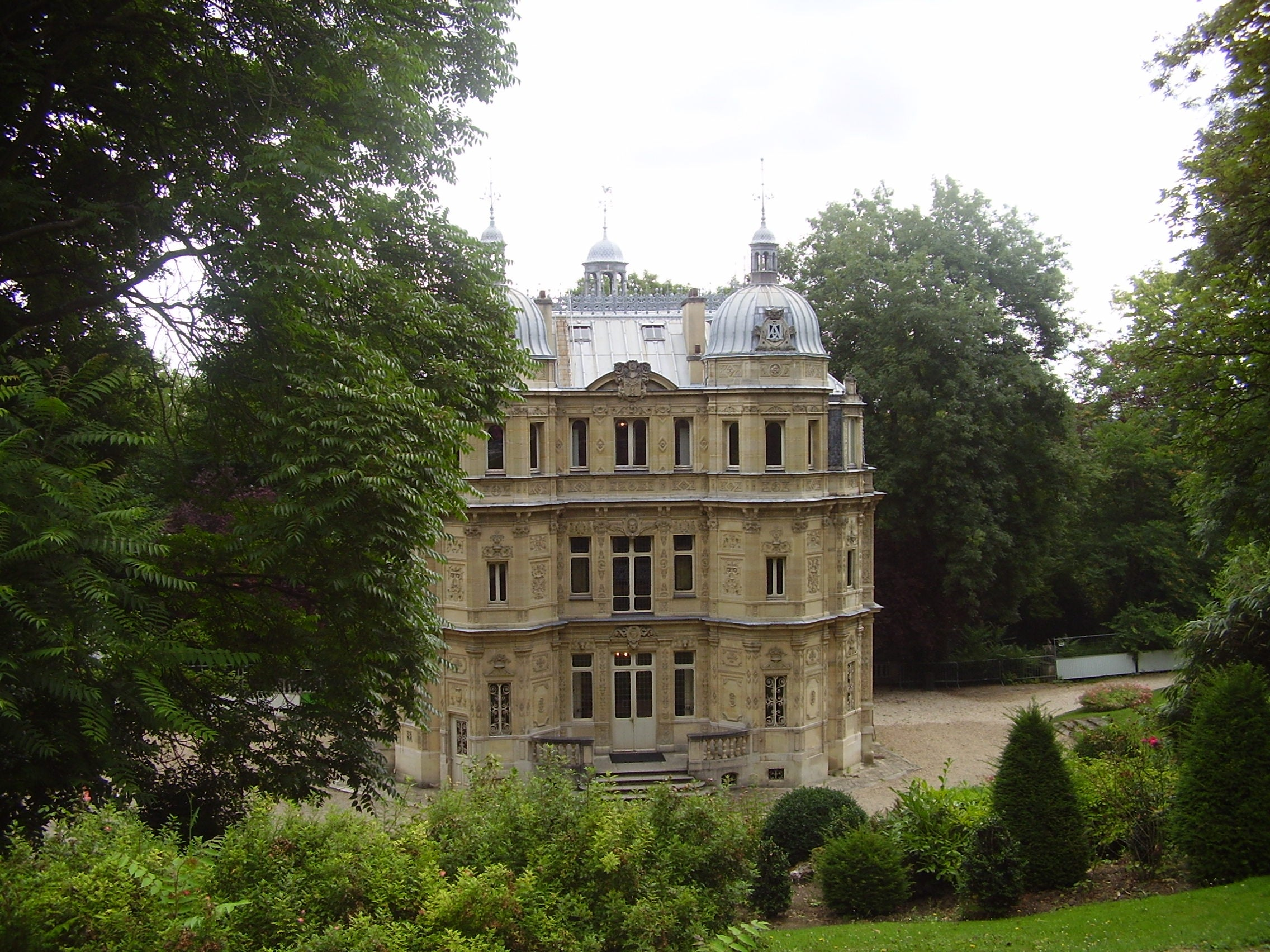 Château in Le Port-Marly