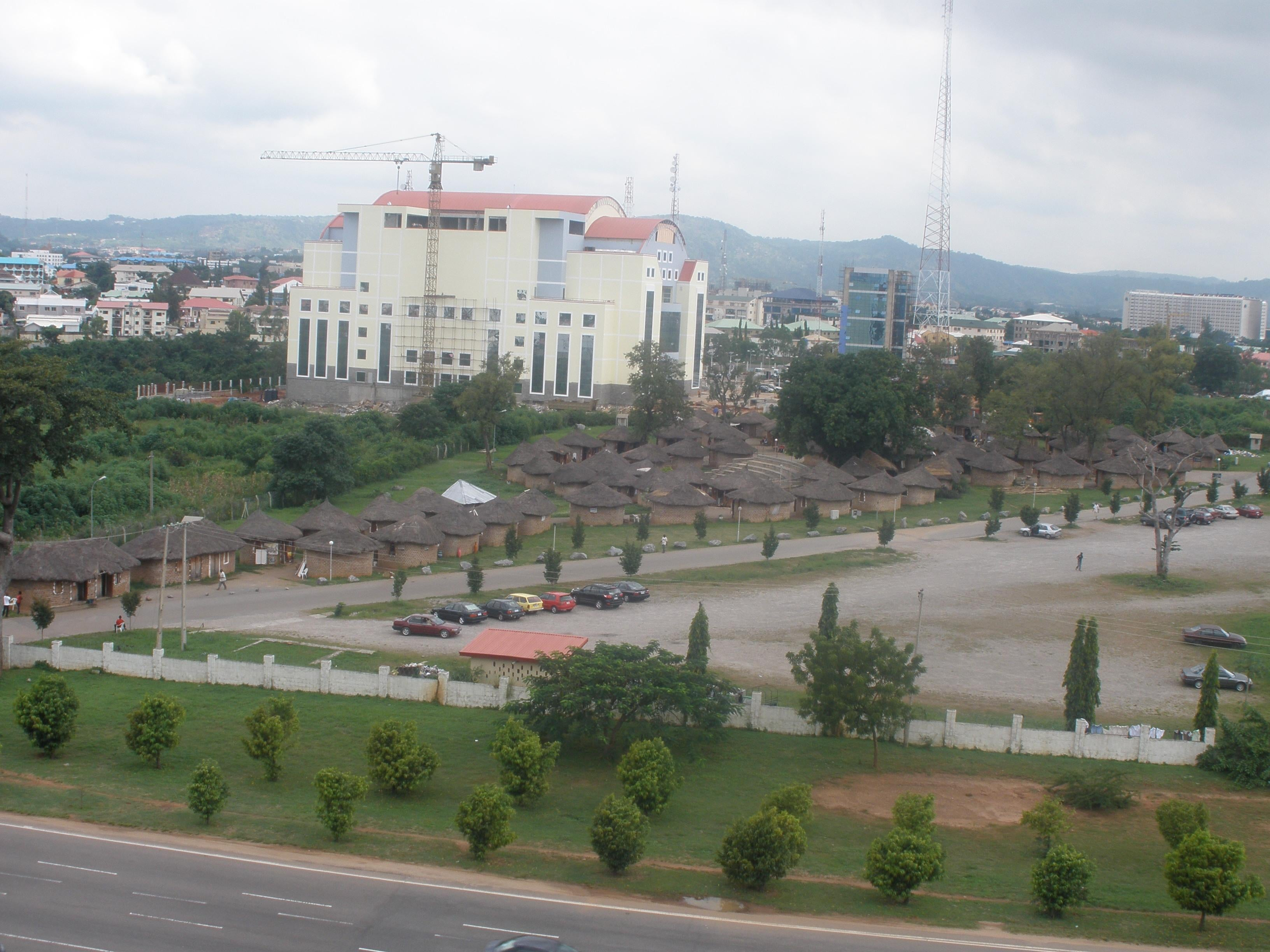 Skyline en Abuja Federal Capital Territory