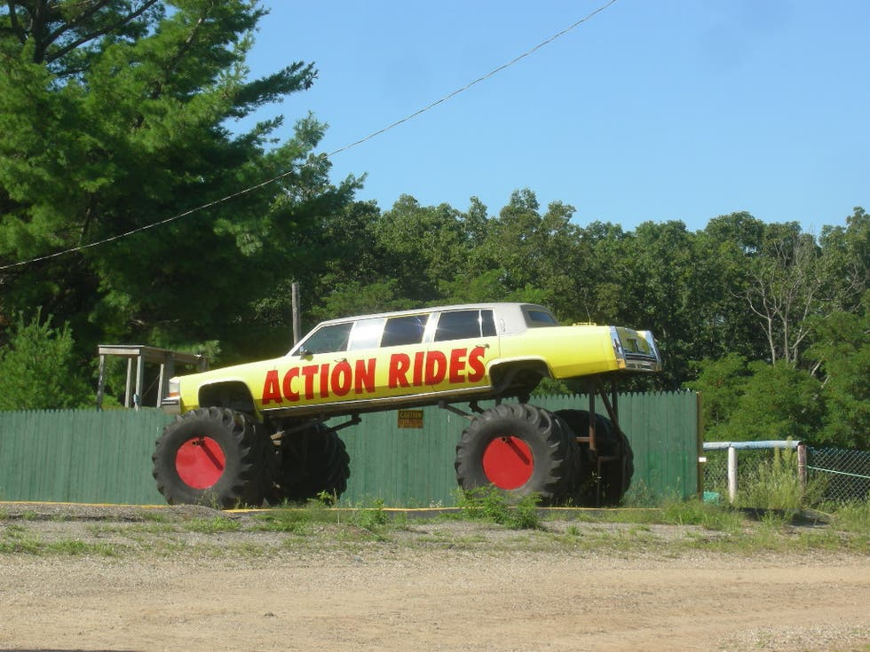 Transport in Wisconsin Dells