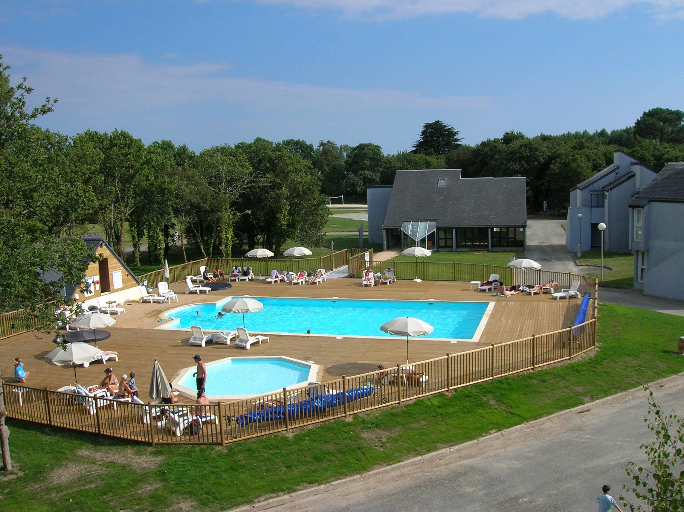 Swimming Pool in Combrit
