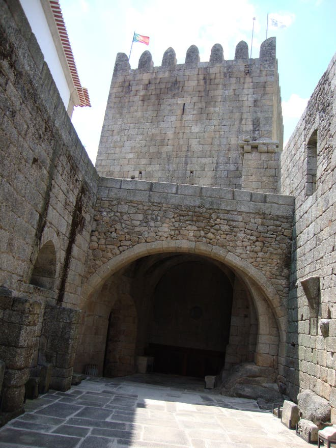 Ancient History in Belmonte