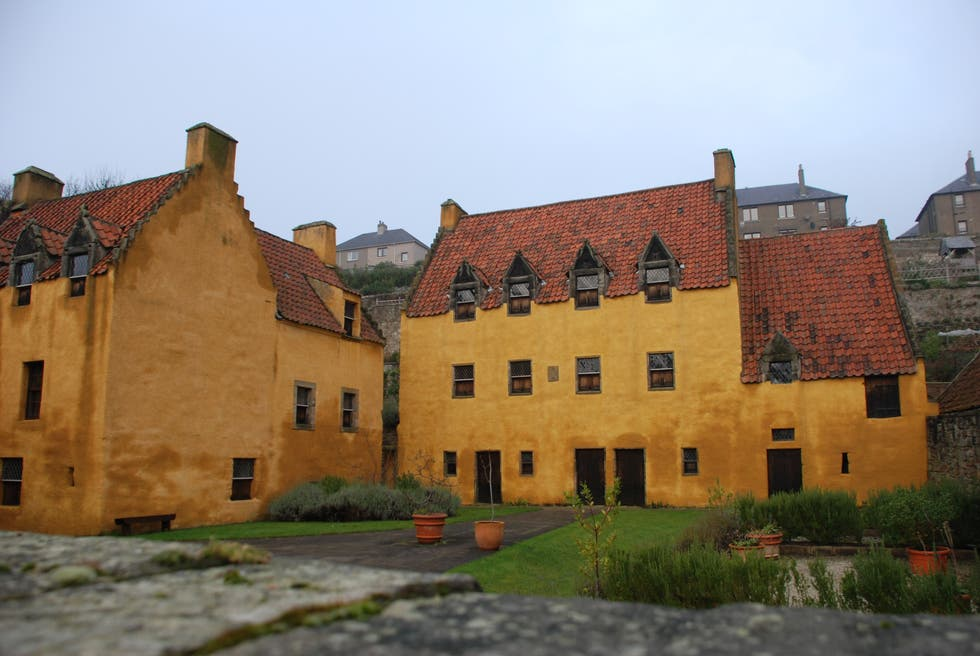 Edificio en Culross