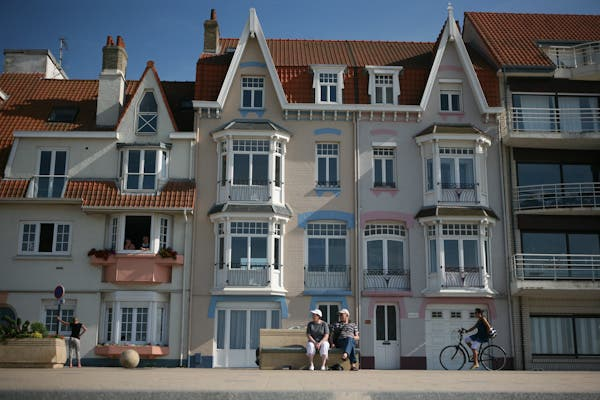House in Dunkerque