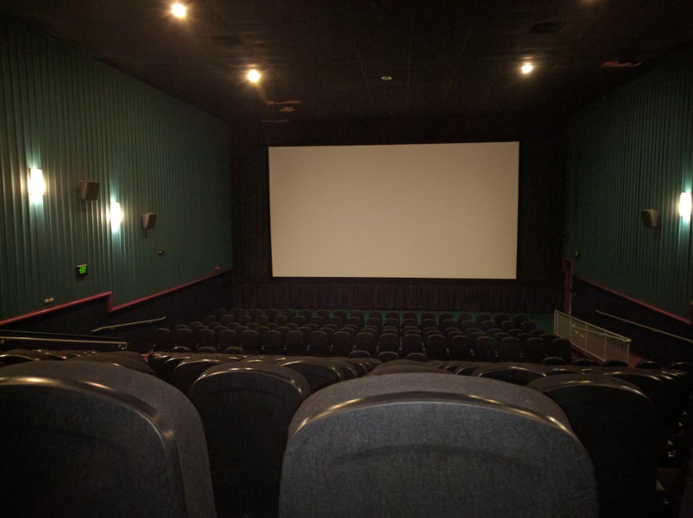 Movie Theater in Coppell