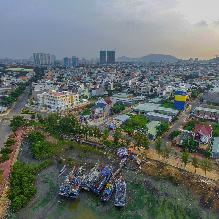 Aerial Photography in Vũng Tàu