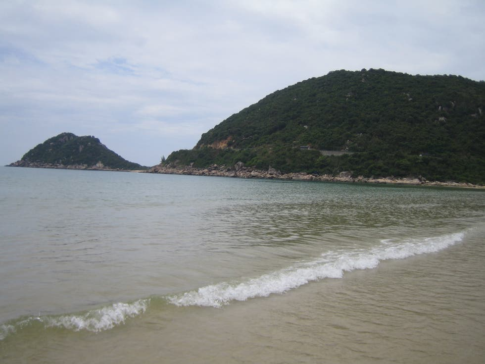 Sea in Qui Nhon