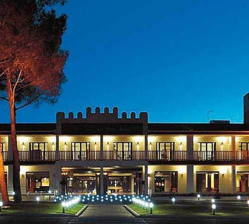 Noche en Hotel Paraje San Jose (Cerrado)