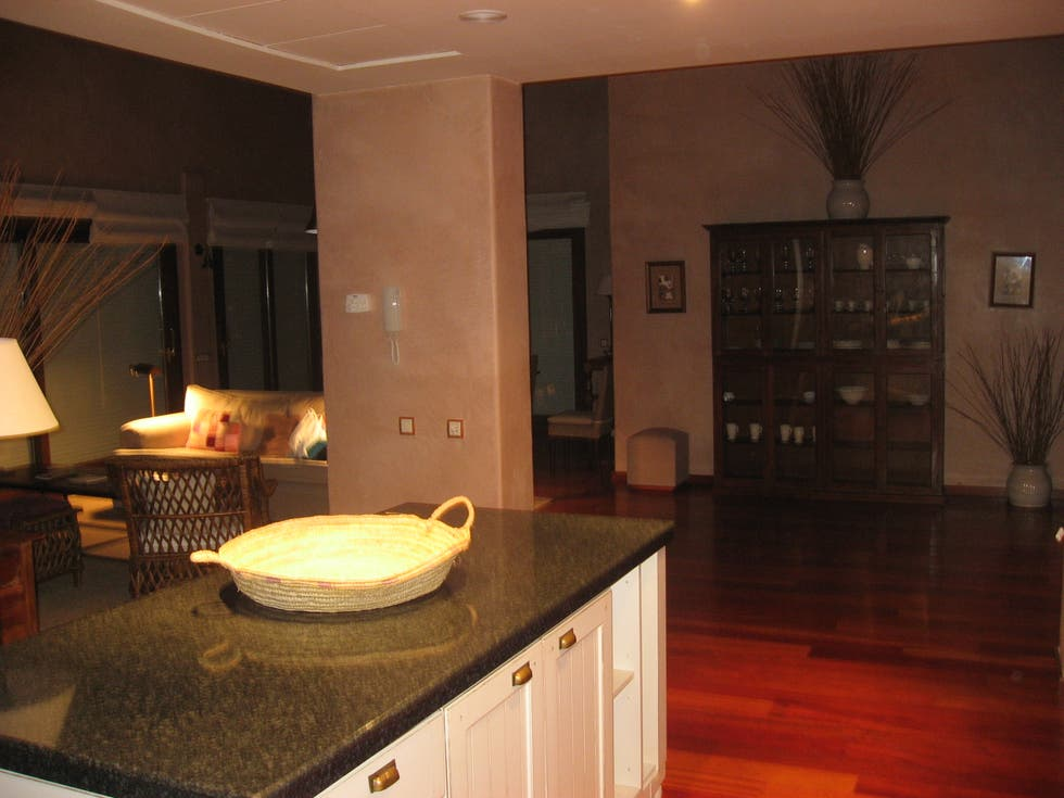 Cocina en Fairplay Golf Hotel And Spa