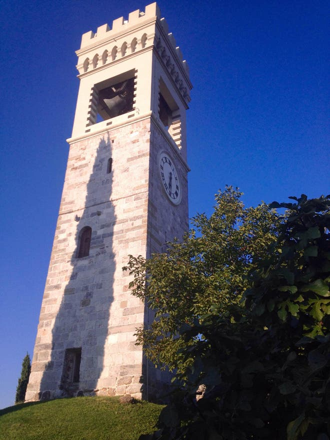 steeple in Fagagna