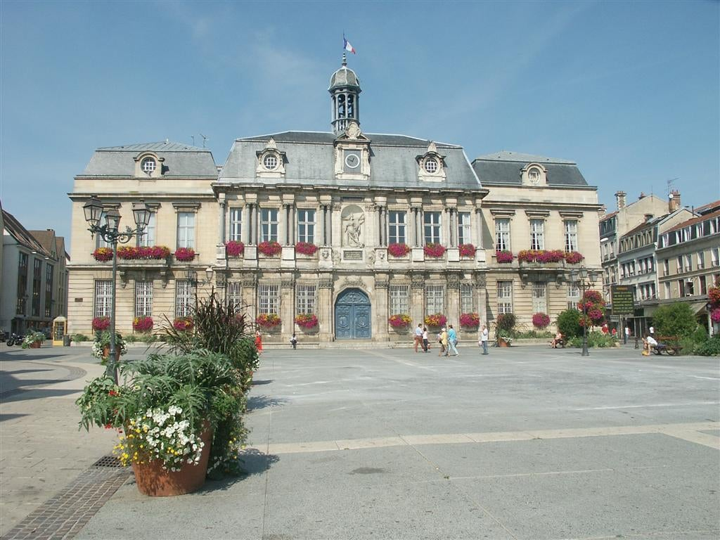 Palazzo a Troyes