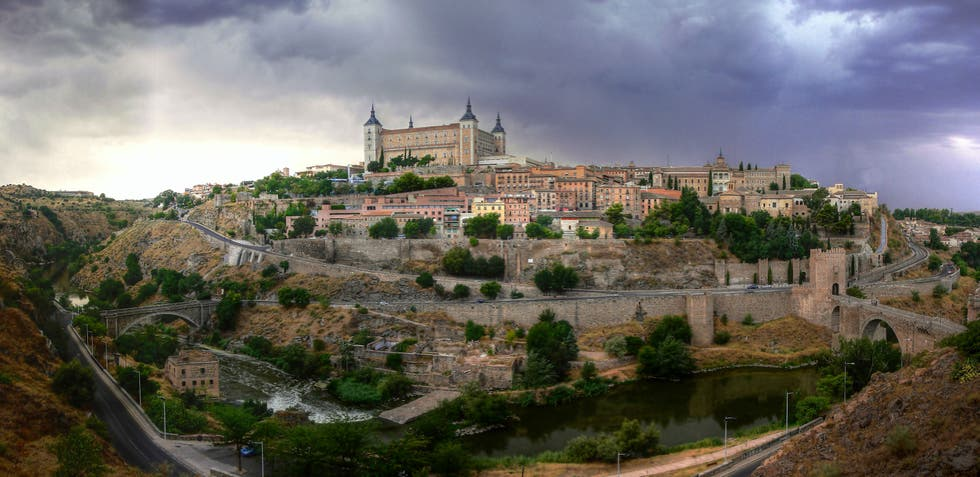 Fortification in Toledo