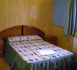 Sala en Casa Rural Javier